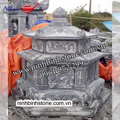Mẫu Mộ Lục Lăng Bằng Đá NBLL08