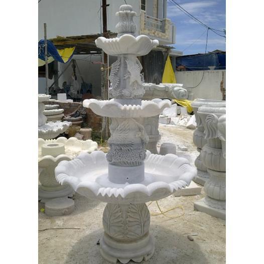 Đài phun nước trạm trổ