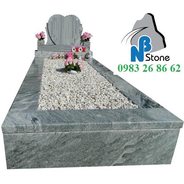 Mộ đá hoa cương NBS-HC033