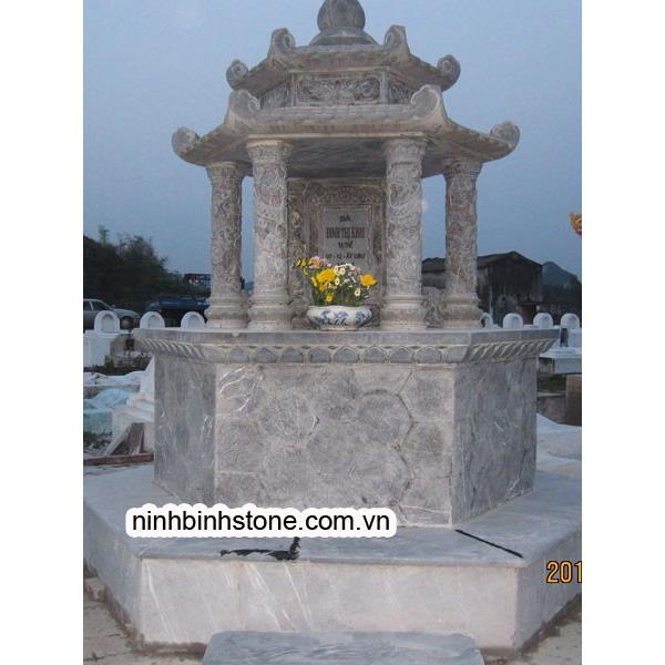 Mẫu Mộ Lục Lăng Bằng Đá NBLL09