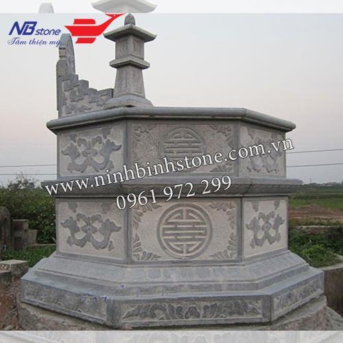 Mẫu Mộ Lục Lăng Bằng Đá NBLL10