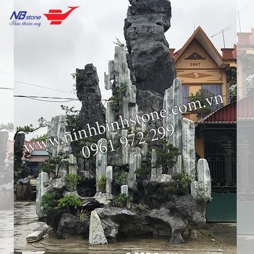 Hòn non bộ đá NBS-HNB 021