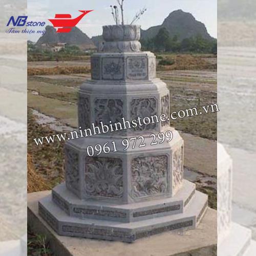 Mẫu Mộ Lục Lăng Bằng Đá NBLL11