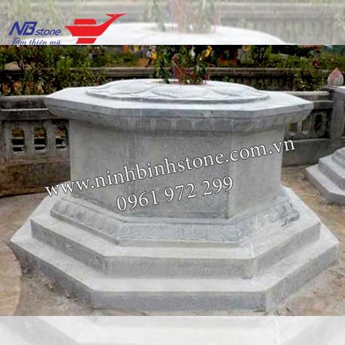 Mẫu Mộ Lục Lăng Bằng Đá NBLL12