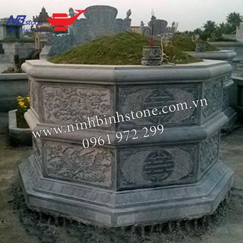 Mẫu Mộ Lục Lăng Bằng Đá NBLL16