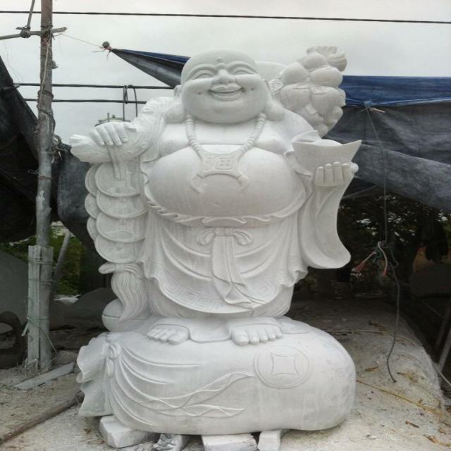 Tượng Đá Phật Di Lặc NBS-PDL03