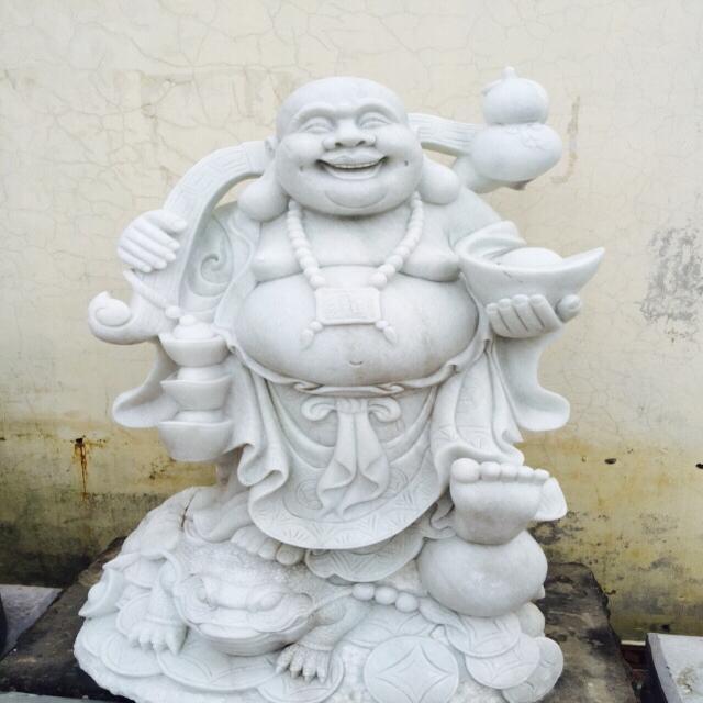 Tượng Đá Phật Di Lặc NBS-PDL04