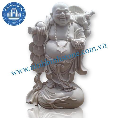 Tượng Đá Phật Di Lặc NBS-PDL08