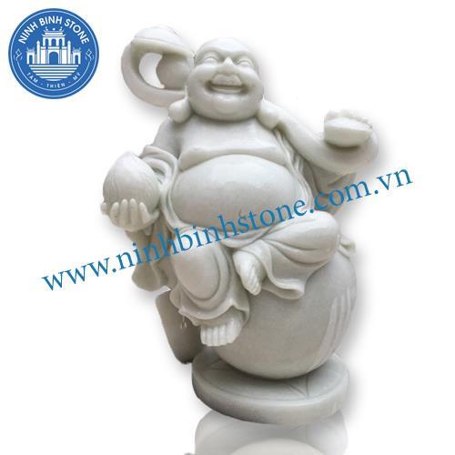 Tượng Đá Phật Di Lặc NBS-PDL09