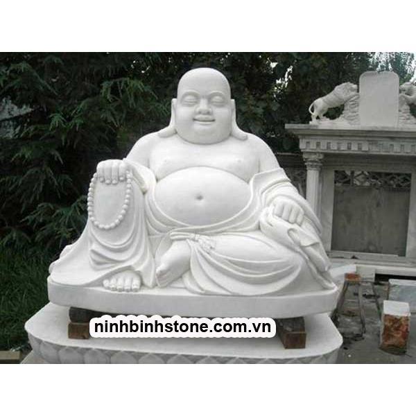 Tượng Đá Phật Di Lặc NBS-PDL10