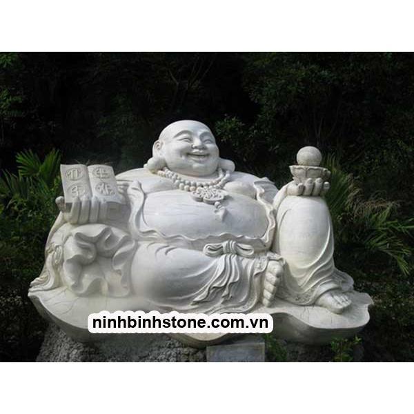 Tượng Đá Phật Di Lặc NBS-PDL11