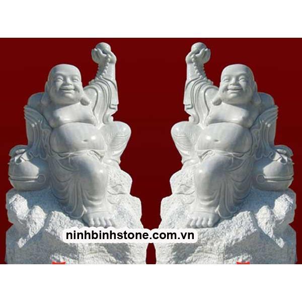 Tượng Đá Phật Di Lặc NBS-PDL12