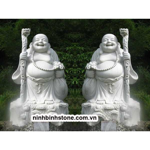 Tượng Đá Phật Di Lặc NBS-PDL13