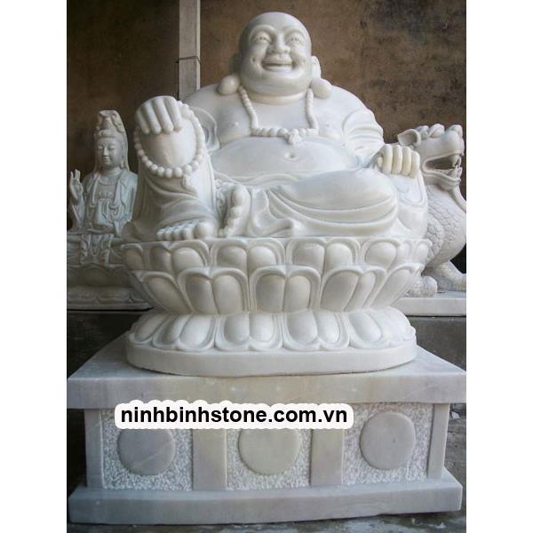 Tượng Đá Phật Di Lặc NBS-PDL14