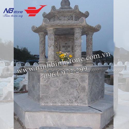Mẫu Mộ Lục Lăng Bằng Đá NBLL17