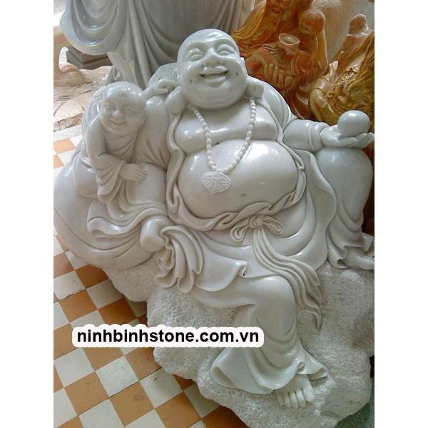Tượng Đá Phật Di Lặc NBS-PDL15