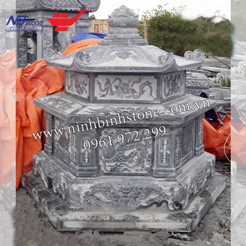 Mẫu Mộ Lục Lăng Bằng Đá NBLL18