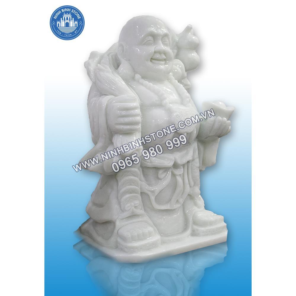 Tượng Đá Phật Di Lặc NBS-PDL16
