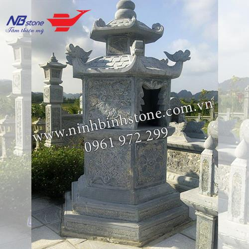 Mẫu Mộ Lục Lăng Bằng Đá NBLL19