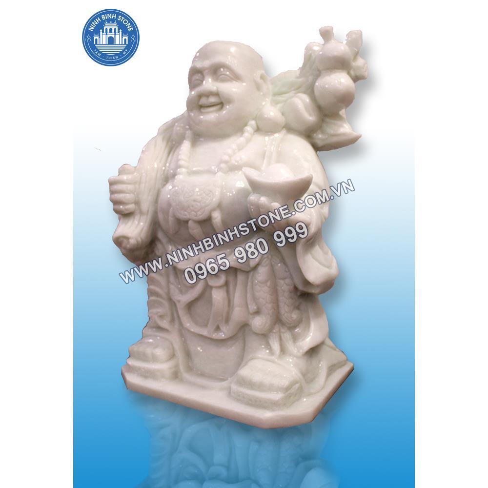 Tượng Đá Phật Di Lặc NBS-PDL17