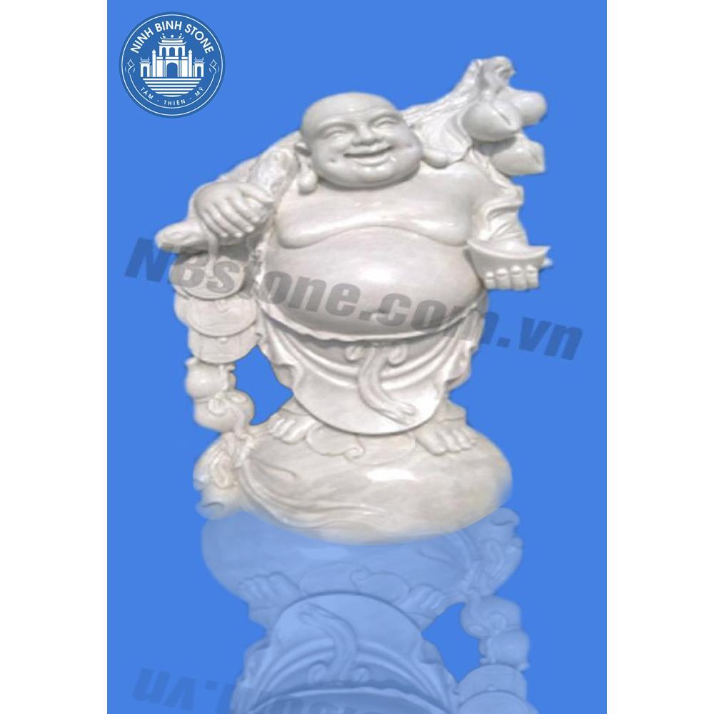 Tượng Đá Phật Di Lặc NBS-PDL19