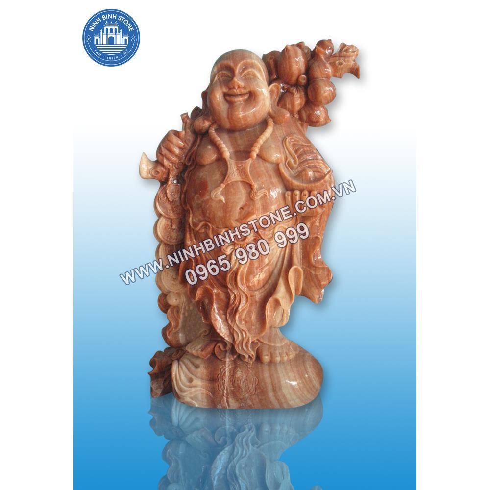 Tượng Đá Phật Di Lặc NBS-PDL21