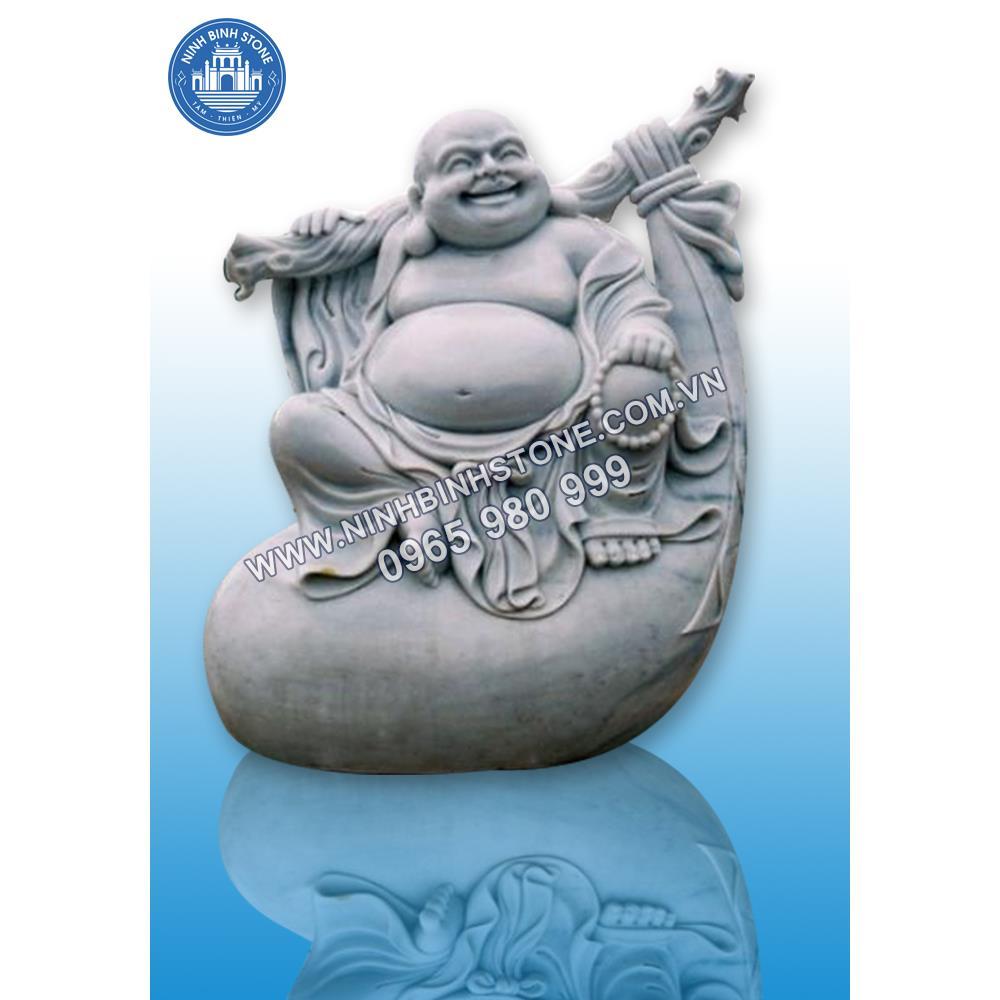 Tượng Đá Phật Di Lặc NBS-PDL22