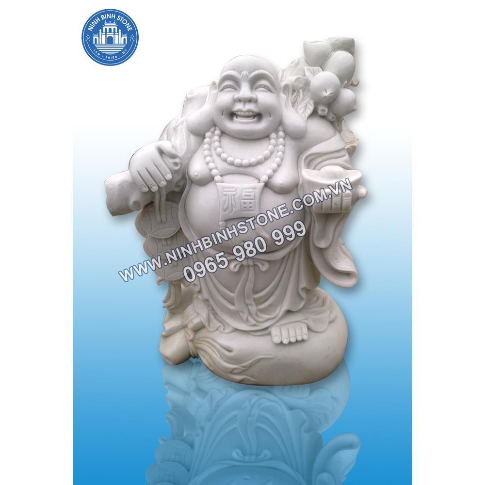 Tượng Đá Phật Di Lặc NBS-PDL23