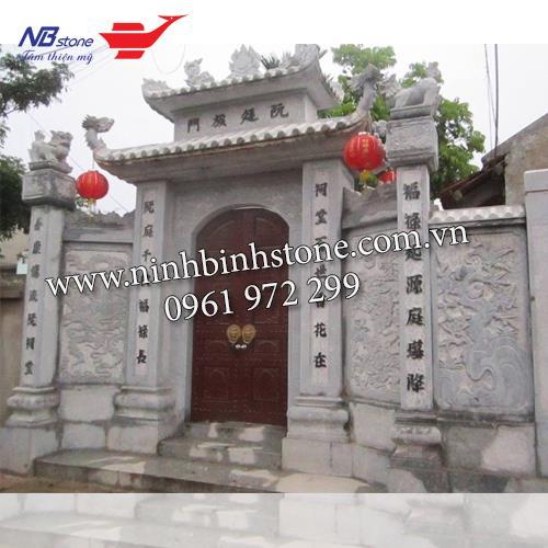 Cổng Tam Quan Đá NBS-CNTD02