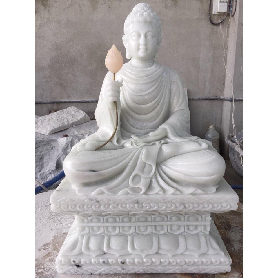 Tượng Phật bằng đá tự nhiên