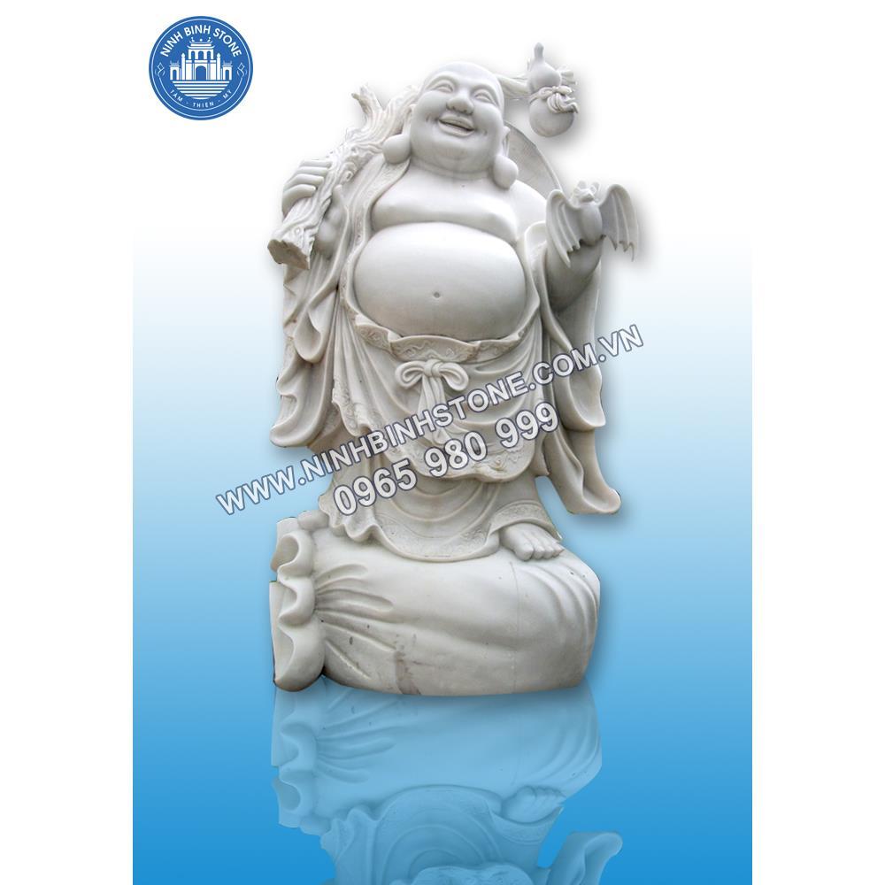 Tượng Đá Phật Di Lặc NBS-PDL26