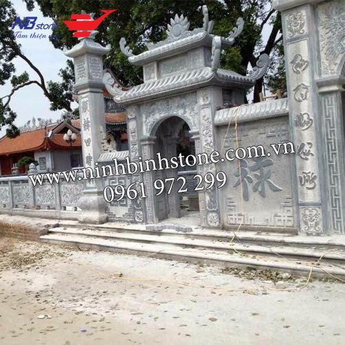 Cổng Tam Quan Đá NBS-CNTD03
