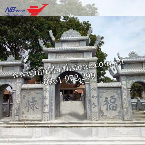 Cổng Tam Quan Đá NBS-CNTD04