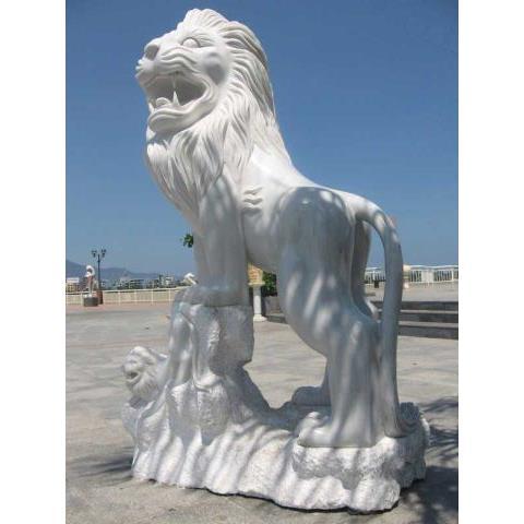 Sư tử đá 09