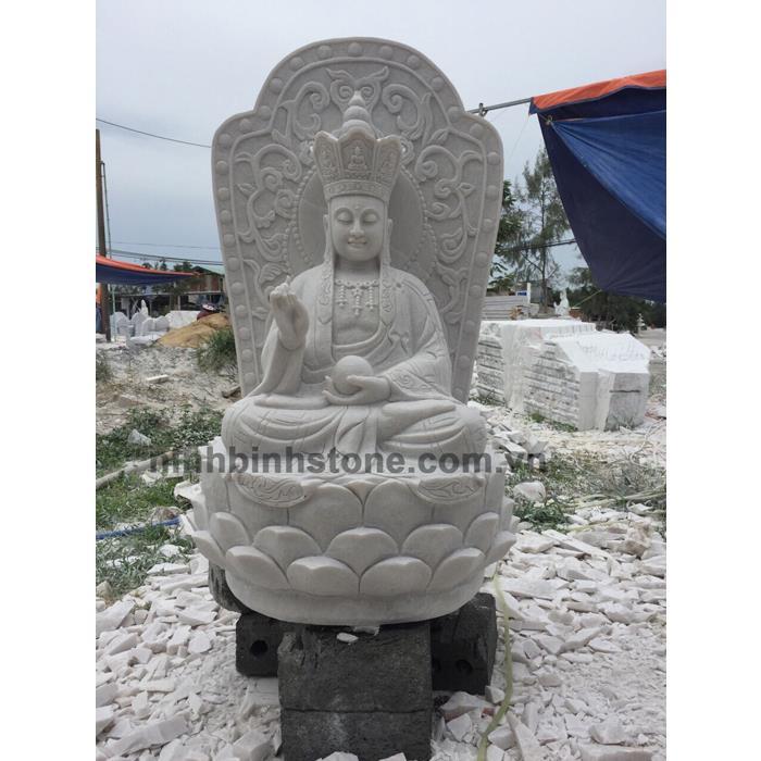 Tượng Phật địa tạng 04