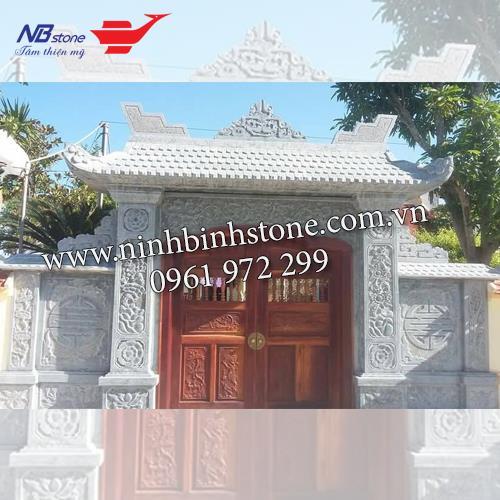Cổng Tam Quan Đá NBS-CNTD05