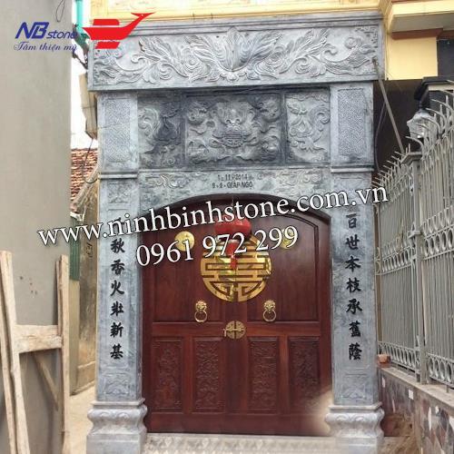 Cổng Tam Quan Đá NBS-CNTD06