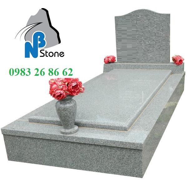 Mộ đá granite mã 03C