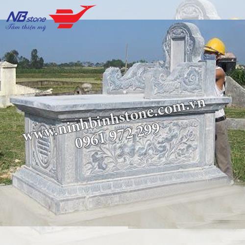 Mẫu Mộ Đá Tam Sơn NBS - ĐTS 02