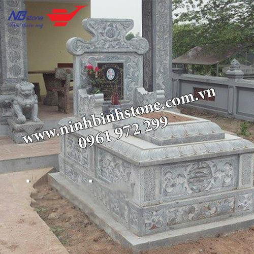 Mẫu Mộ Đá Tam Sơn NBS - ĐTS 04