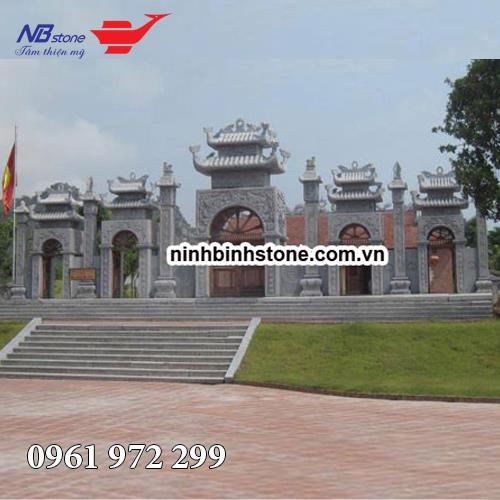 Cổng Tam Quan Đá NBS-CTQ05
