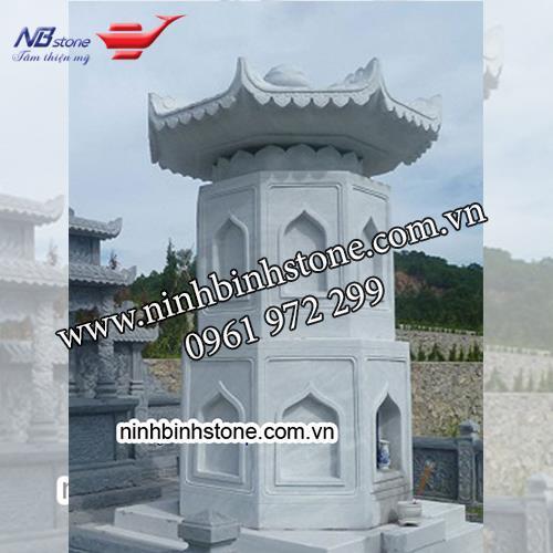 Mẫu Mộ Tháp Đá NBS-MT06