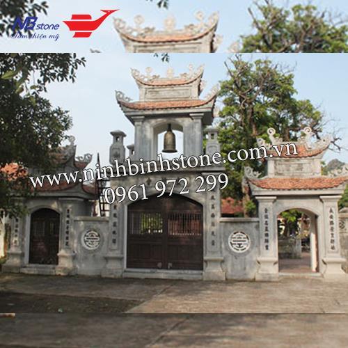 Cổng Tam Quan Đá NBS-CTQ06