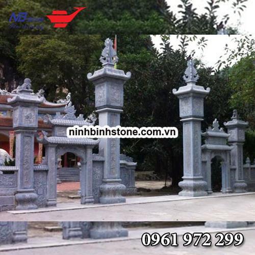 Cổng Tam Quan Đá NBS-CTQ07