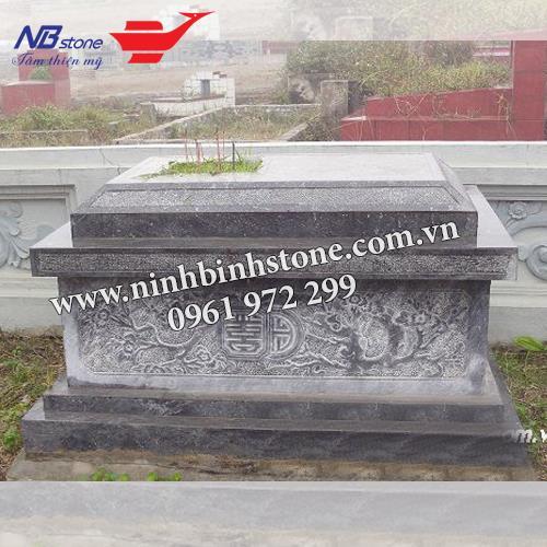 Mẫu Mộ Đá Tam Sơn NBS - ĐTS 06
