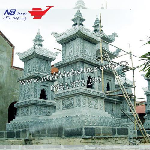 Mẫu Mộ Tháp Đá NBS-MT09