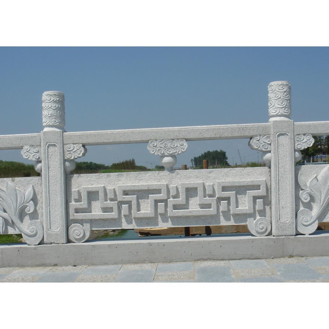 Lan can đá màu xám Thanh Hóa