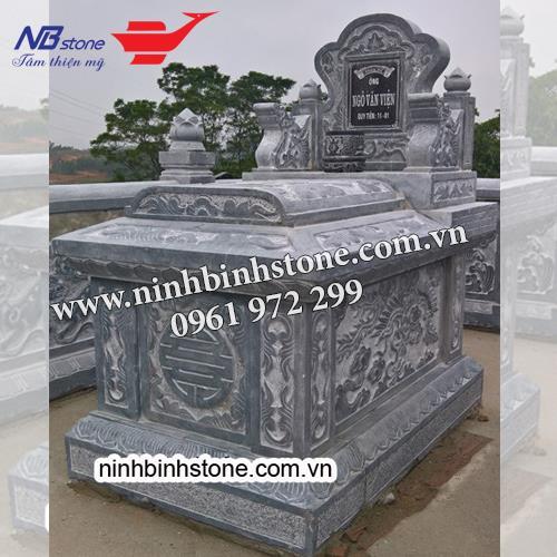 Mẫu Mộ Đá Tam Sơn NBS - ĐTS 09
