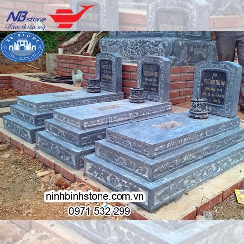 Mẫu Mộ Đá Tam Sơn NBS - ĐTS 11