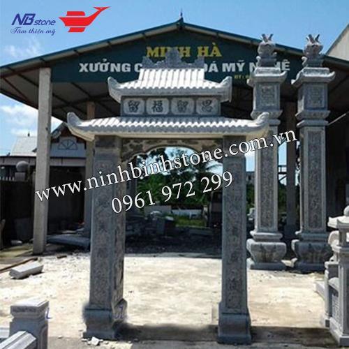 Cổng Tam Quan Đá NBS-CTQ11